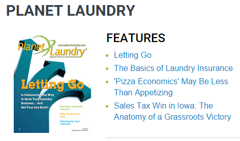 Planet Laundry Letting Go Cover